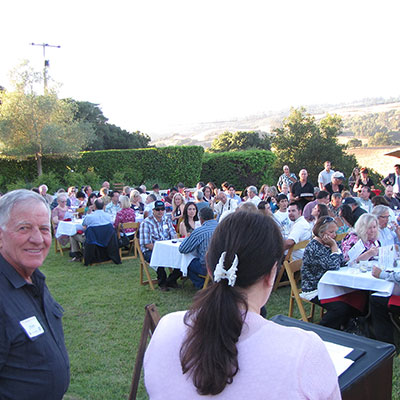 Santa Cruz Farm Bureau annual dinner