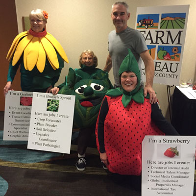 Santa Cruz County Farm Bureau selected 2014 County of the Year