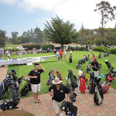 Santa Cruz Golf Tournament